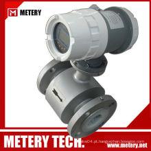 Medidor de vazão magnético de METERY TECH aprovado pela CE.