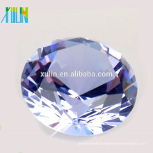100mm crystal diamond for wedding souvenirs /birthday gift / wedding table centerpieces