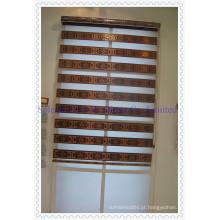 Persianas para janelas cegas Zebra Roller (SGD-R-3073)