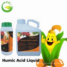 Tipo orgánico Ácido húmico líquido