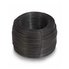 Material de construcción 16 calibre alambre de hierro recocido negro a la venta