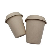 Environmentally bamboo coffee cup biodegradable kids cups