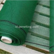 Polyethylene Shade Sail / Outdoor Garden Sun Shade NeT