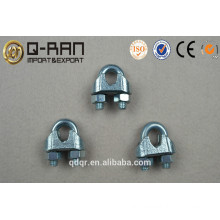 Zinc US Type Malleable Wire Rope Clip--Rigging Hardware