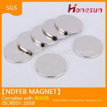 Great Power permanent fridge Ndfeb magnet in china N35 Ni mmm 100 mmm