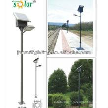Lumen élevé CE éclairage solaire extérieur solaire LED éclairage/route réverbère (JR-550 X series)