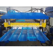 Металлическая крыша R Профилегибочная машина для листового проката, Станок для обработки листового металла