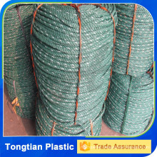 Recycled material pe tiger rope