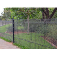 Vente directe en usine Haute sécurité 358 clôture soudée