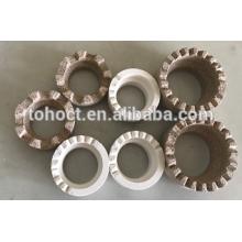 Nelson sole supplier TOHO ceramic shear stud welding ceramic ferrule ring