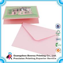 Wholesale cheap gift wedding card envelopes