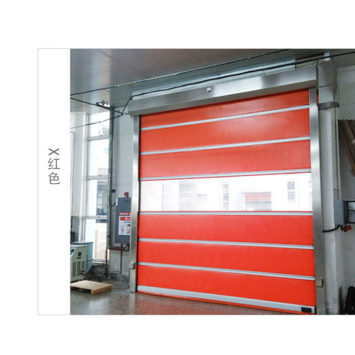 Innenwagen PVC Rolling High Speed ​​Door