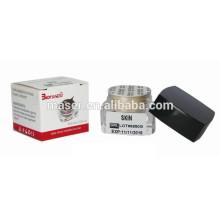 Biomaser Microblading Pigment - SPMU Safe Langlebig 14 Farben Permanent Makeup Pigment für Microblading