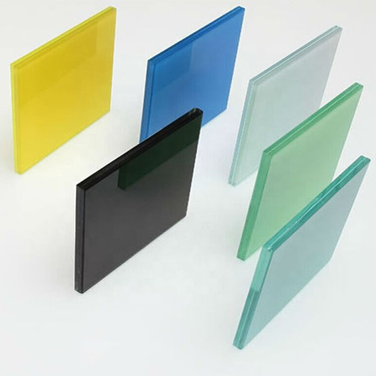 Pvb Tempered Laminated Glass