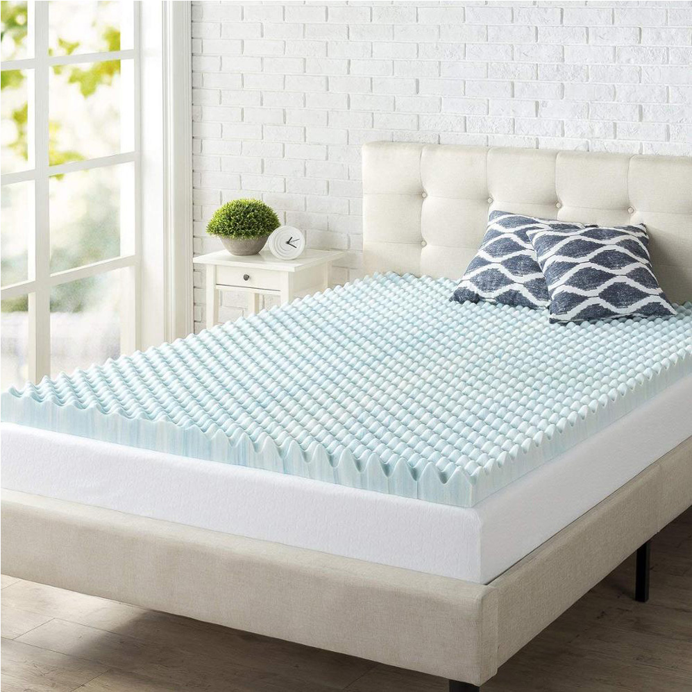 Egg Carton Mattress Pad Twin