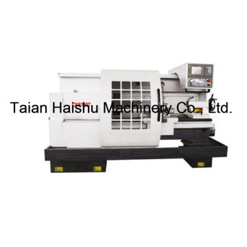 CNC Machine Tool Ck6150t CNC Lathe Machine with Large Hole