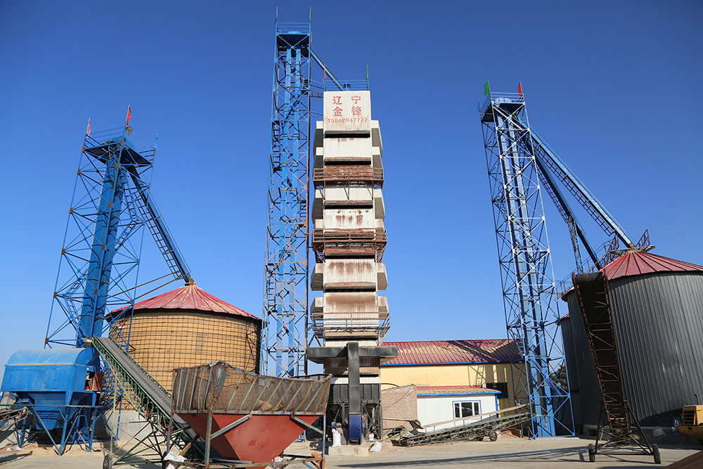 Agriculture Use Corn Drying Tower