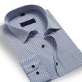 Checked mens cotton flannel shirt cheap