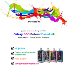 Original Galaxy Keep 24 Months Eco-Solvent Ink for Epson Dx 4/5/7 Printhead
