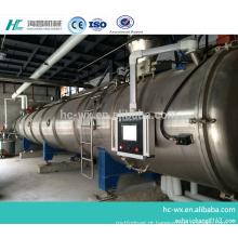 China fornecedor máquina de secagem a vácuo para aplicação em pó