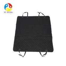 la cubierta trasera del asiento del viaje del animal doméstico de la cubierta del asiento de carro cubre para el coche la fibra llena antideslizante