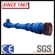 Турбинный насос с длинным валом для опреснительной установки