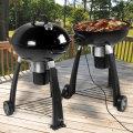 Grill 2 en 1 électrique / charbon de bois Perfection