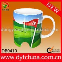 Fournisseur de tasse en céramique unique promotionnel en gros direct usine