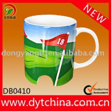 Fornecedor direto do copo cerâmico relativo à promoção por atacado direto da fábrica