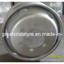 Steel Wheel Rim for Heavy Truck, Car Wheels (19.5X6.75)