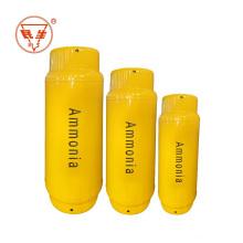 Liquid ammonia anhydrous cylinder gas storage tank