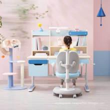 IGROW kids bedroom furniture chair lift study chair