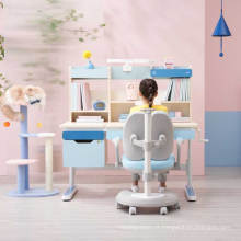 Cadeira de estudo IGROW mobiliário quarto infantil elevador