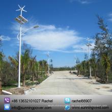 Wind Turbine Horizontal 400W 12V, Wind Solar Monitoring-System