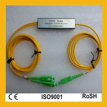 FTTH de alta calidad Wdm Fibra óptica 1310/1490/1550 Fwdm