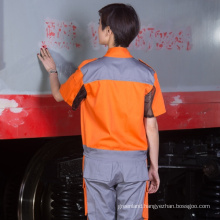 China hotsale cheap electrician european garage workwear overall for men