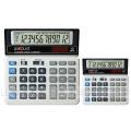 Calculatrice de bureau Dual Power de 12 chiffres avec sélection décimale et arrondis (CA1178)
