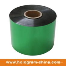Aluminium vert gaufrage inviolable en aluminium