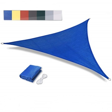 HDPE + protection UV Sun Wave Shade Sail