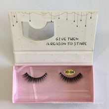 Wholesale Top Quality 3D Silk False Eyelashes with Custom Box