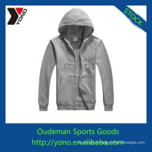 Hoodies personnalisés de qualité supérieure, hoodies élégants de fermeture à glissière avec différentes couleurs