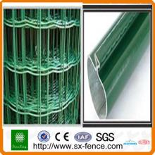 Pvc steel wire holland mesh