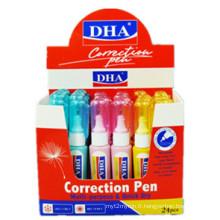 École d'alimentation coloré correcteur Correction Pen