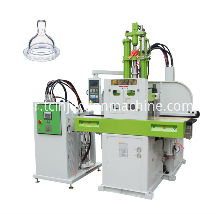 Infant Soother Injection Machine
