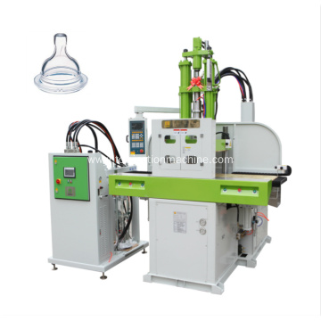 LSR Baby Feeding Nipples Injection Molding Machine