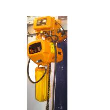 Construction Electric Hoist 1000kg Electric Chain Hoist