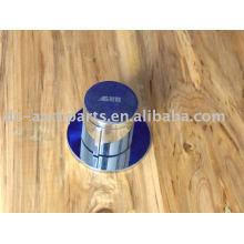 Peças de fundição de zinco polidas e cromadas