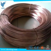 ASTM 304 aço inoxidável cobre Coated preço por metros