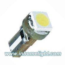 T5 5050 Auto geführtes geführtes Lampen-Armaturenbrettlichter
