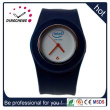 2015 venta caliente, reloj de cuarzo de promoción de moda / Slap Watch (DC-934)